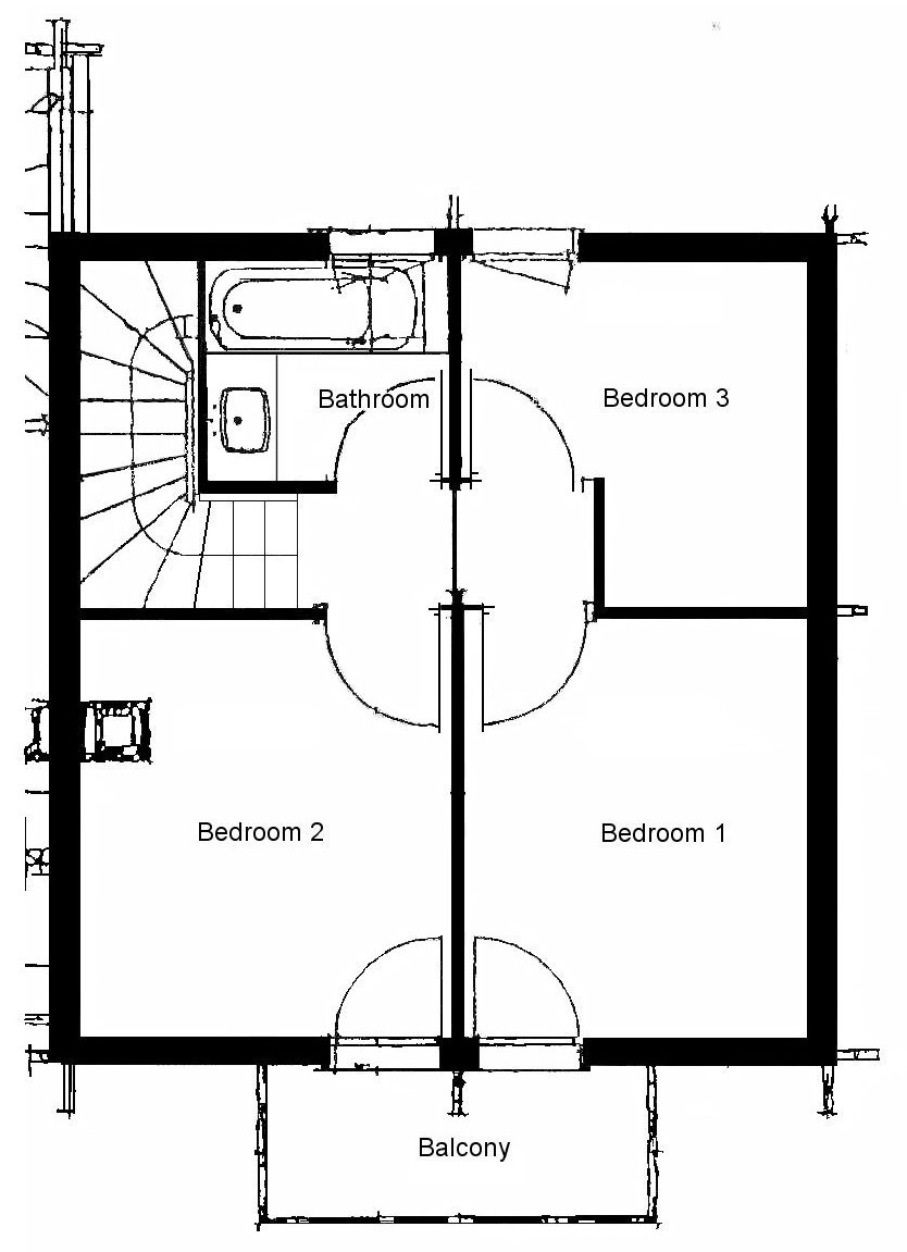 100 clarence house london floor plan clarence house for 100 floor level 58